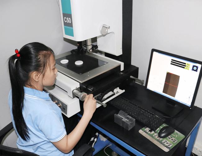 科众工业陶瓷厂品检