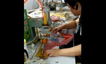 FS-720Q合片中加伞带应用