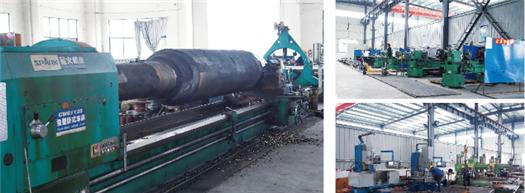 江蘇金澤重型機械有限公司生產實力與產品品類展示