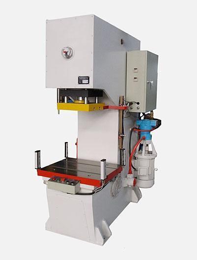 單柱液壓機