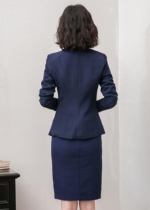 重庆女士教师服装定制