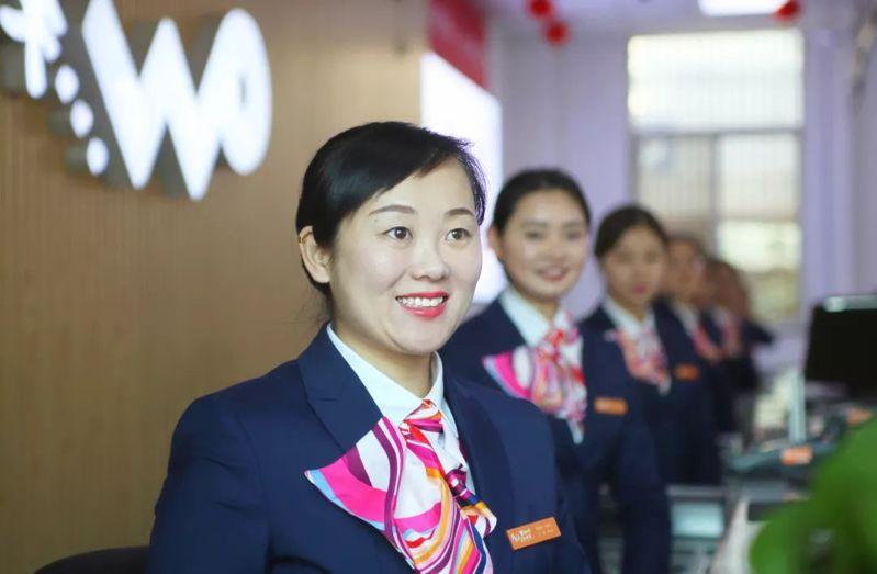 中国联通重庆分公司新款工作服