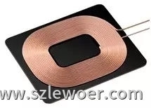 无线充电器接收端使用的铁氧体软磁片线圈