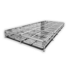 铝合金玻璃舞台