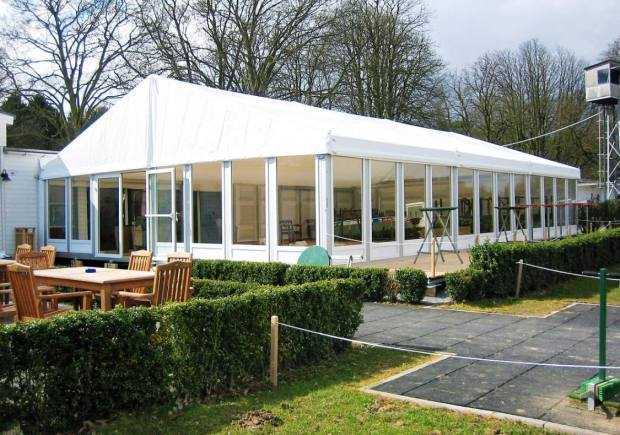 Traditional tents include the  ...