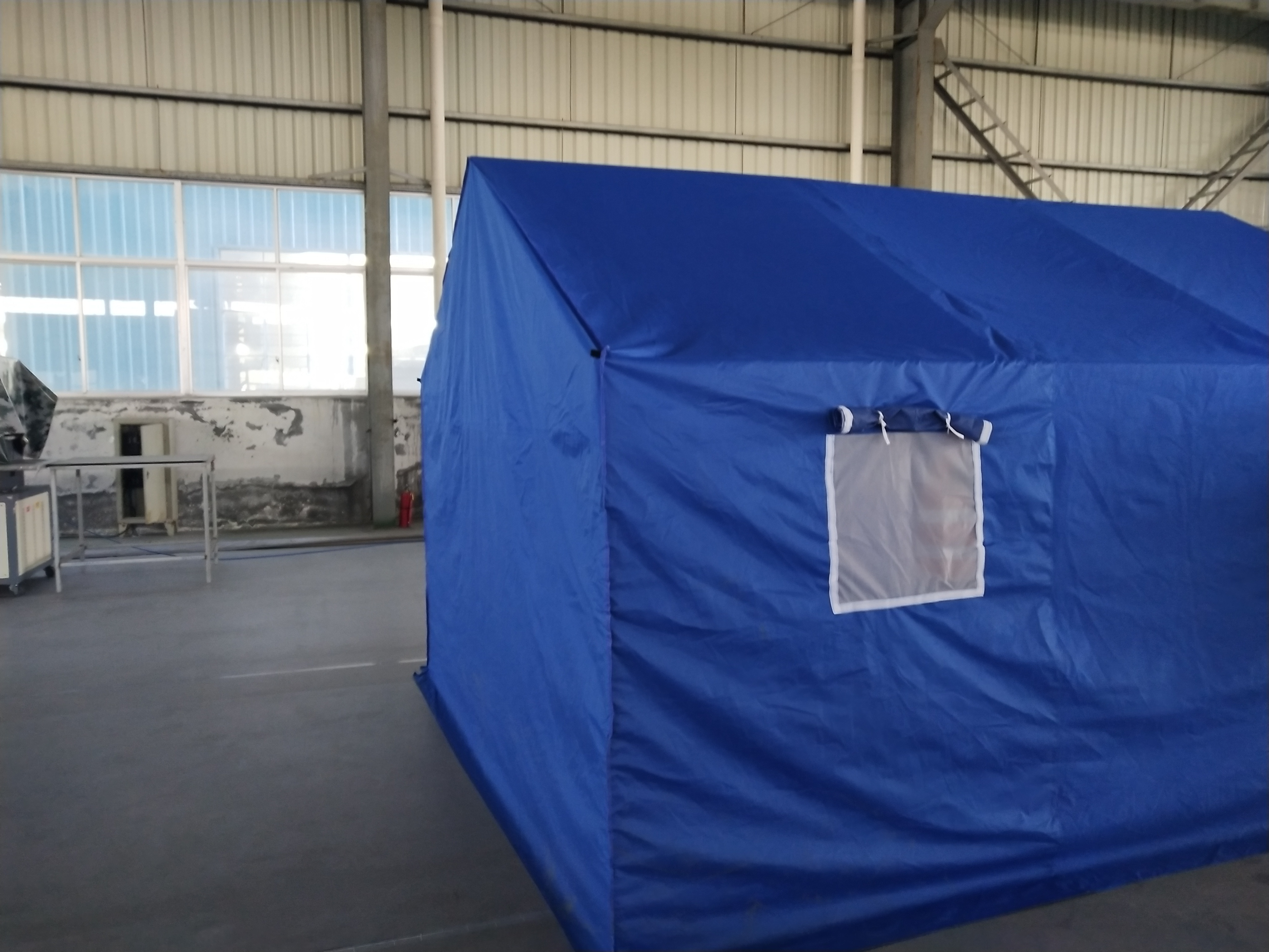 Foliding Relief Tent Hall