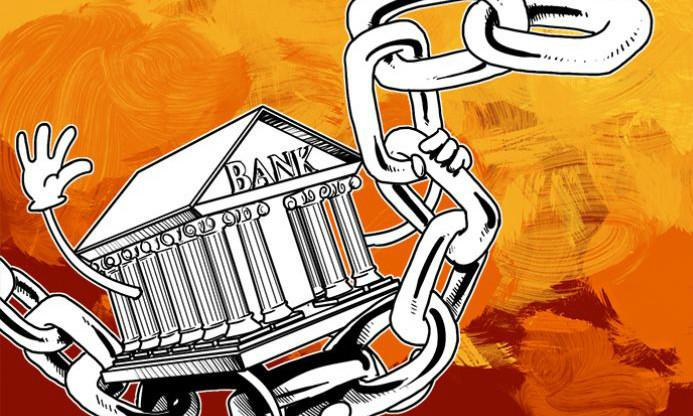 区块链银行