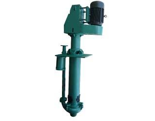 立式渣浆泵的后期养护