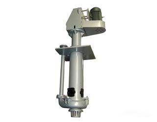 液下渣浆泵用途及其特点