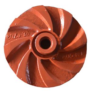 渣浆泵叶轮/参数/价格/配件/批发