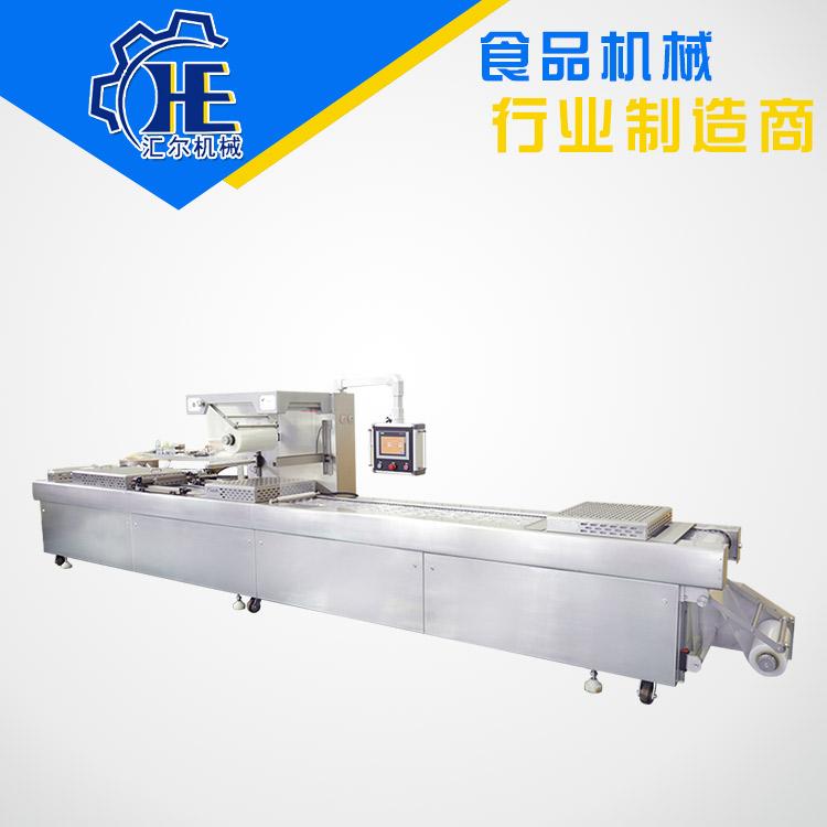 DLH-420连续拉伸膜包装机