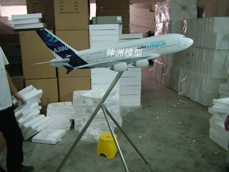 飞机模型12
