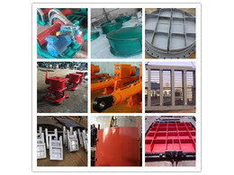 北京不锈钢闸门案例