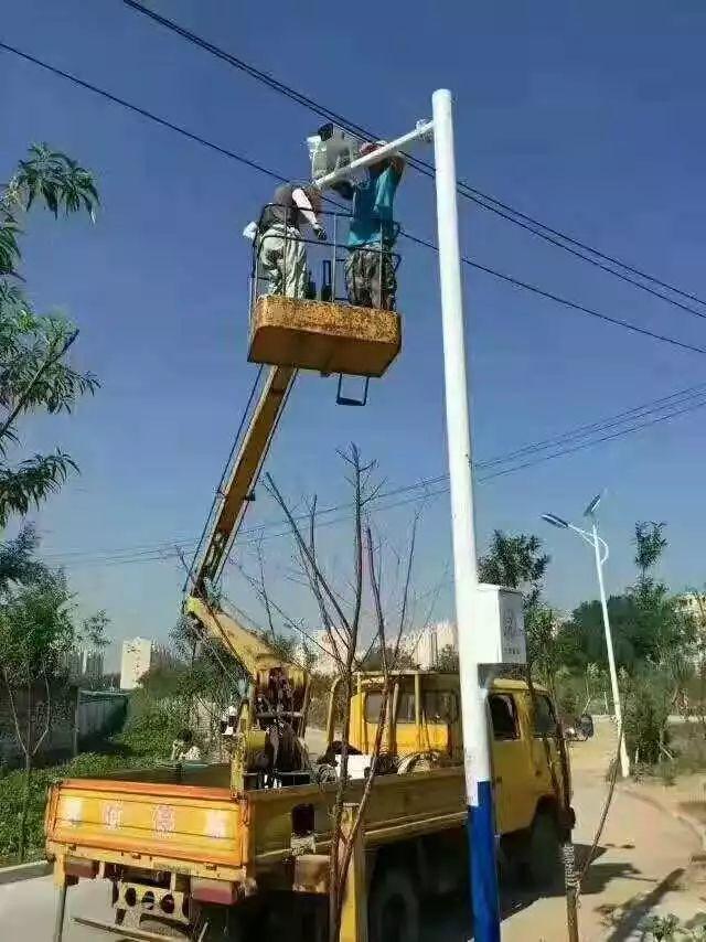 室外电棍立杆如何操作