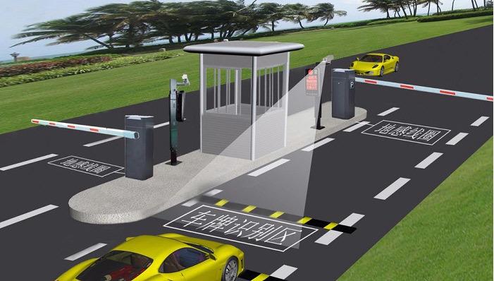 智能停车系统安装施工及使用的通告