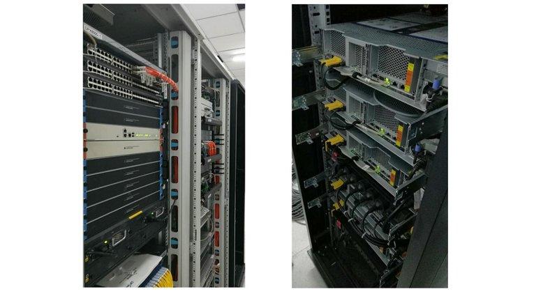 数据中心电棍与安全防范系统施工及验收规范