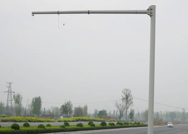 八角电棍立杆安装标准限制