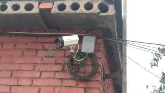 学校安装监控系统摄像头问题处理方案