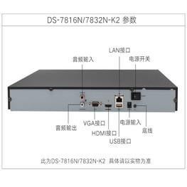 ?海康DS-7804N-K1硬盤錄像機?