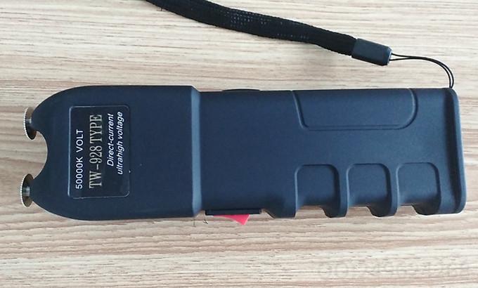 黑鹰928型高压防身电击器