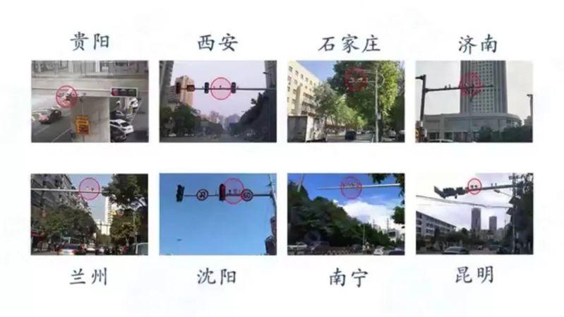 南宁民族大道已安装鸣笛电棍系统,一摁喇叭就要交200元
