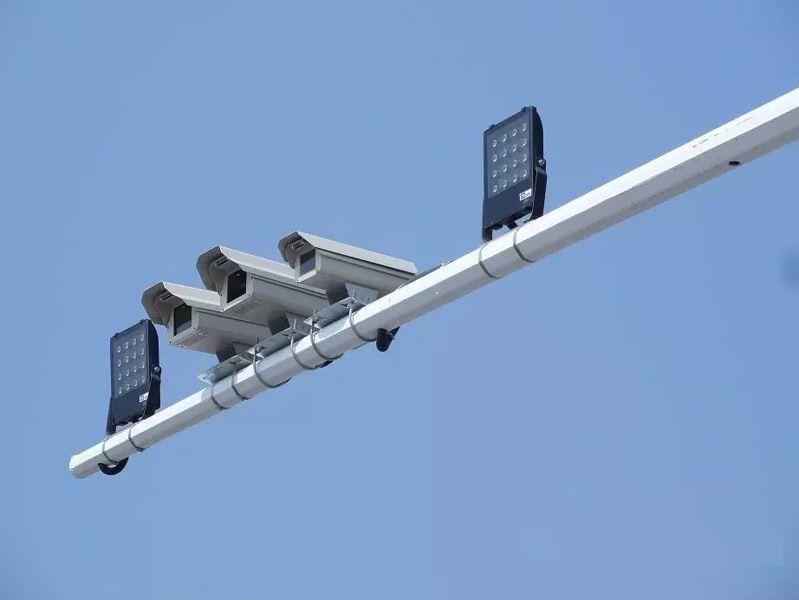 新增交通技术电棍记录设备安装地点