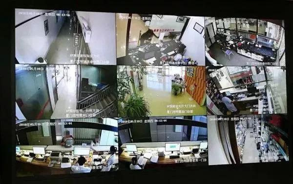 校园百万高清视频监控系统方案