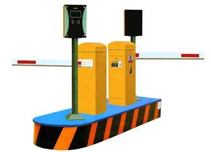 TCPIP停车场系统方案解析
