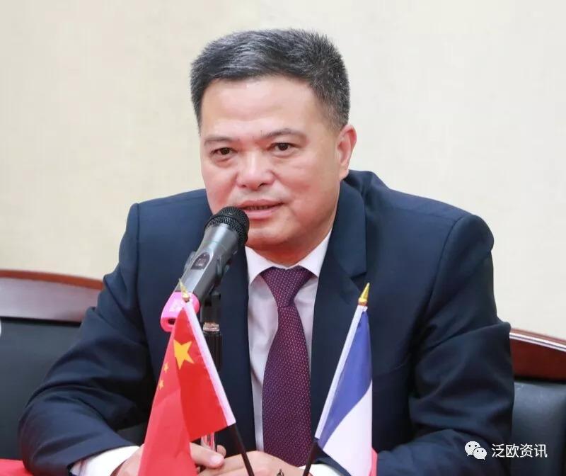 巴黎遠程視頻公證服務聯絡站在法國華僑華人會正式開通!