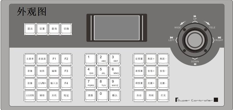 键盘大科普!你知道什么是监控键盘吗?