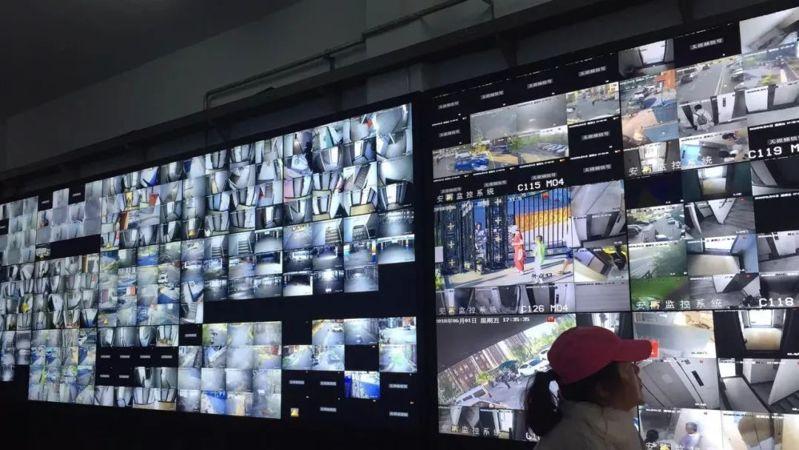 电棍系统网络标准架构技术指标