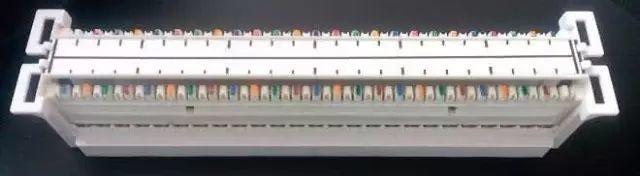 机房工程-网络机柜什么是跳线架