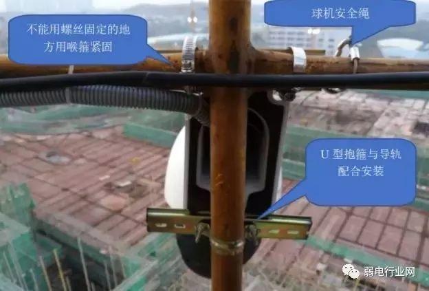 工地塔吊电棍如何安装?