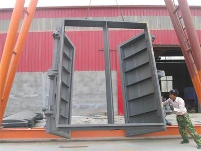 黄冈市铸铁拍门制造厂家