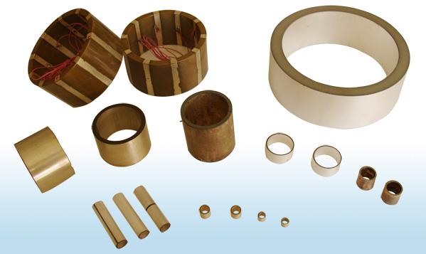环形压电陶瓷晶片