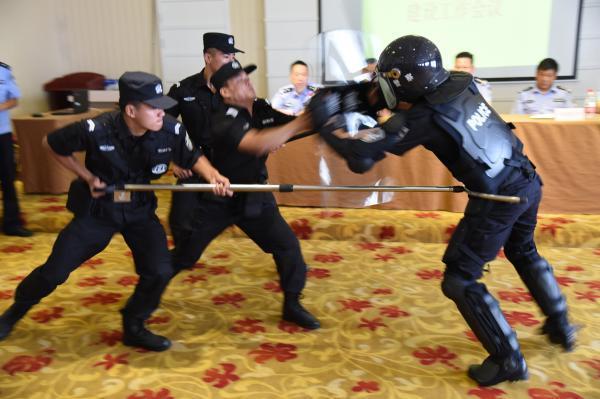 巡逻人员防身器材神马品牌好