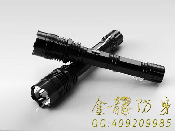 黑鹰金属爆闪1108型电警棍