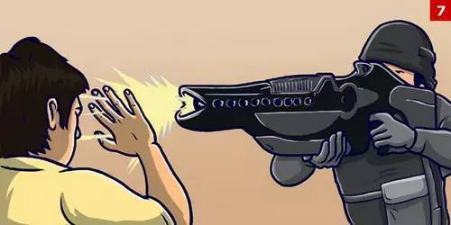 那些让你生不如死的非致命武器