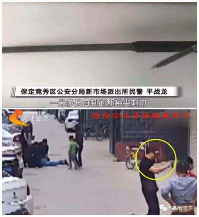 嫌犯居然拿催泪剂喷警察!反正警察不敢开枪!