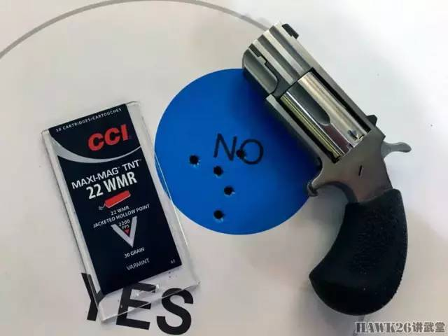 微型转轮手枪最好的自卫工具