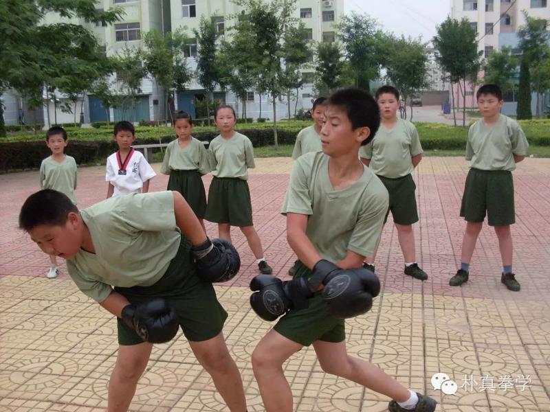 街头防卫技巧