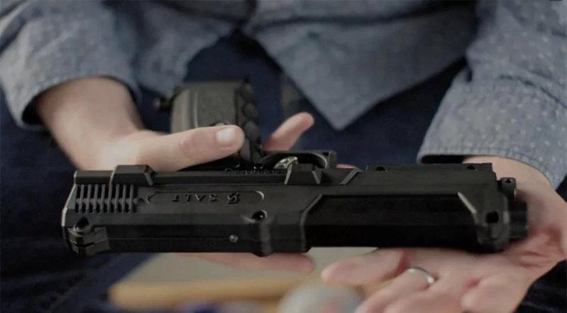 使用非致命武器有效防范各种暴乱
