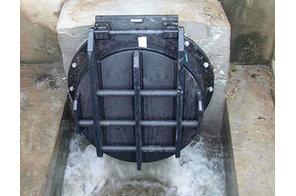 市政水利工程钢制闸门案例