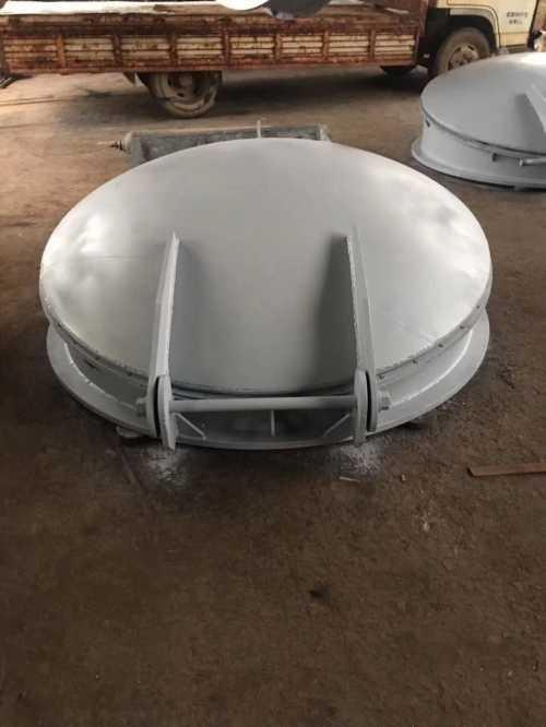 节能式侧翻式拍门蓬莱生产厂家直接发货技术先进