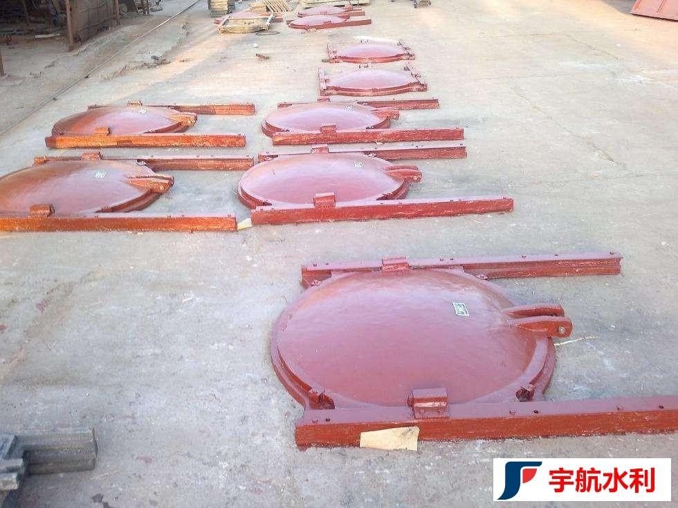 新龙铸铁镶铜闸门厂家
