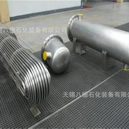 不锈钢再沸器