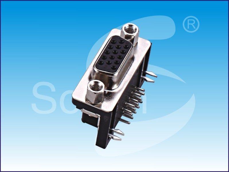 HDP 26F 180度 铆鱼叉锁螺丝/VGA0014