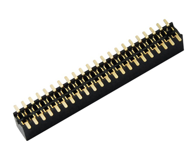 1.27mm贴片排母