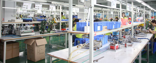 排针排母厂家生产能力展示