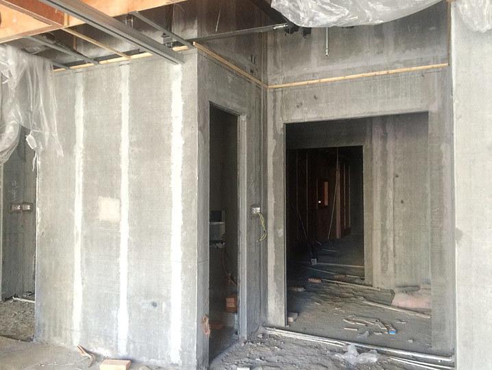 衡阳KTV轻质隔墙板工程